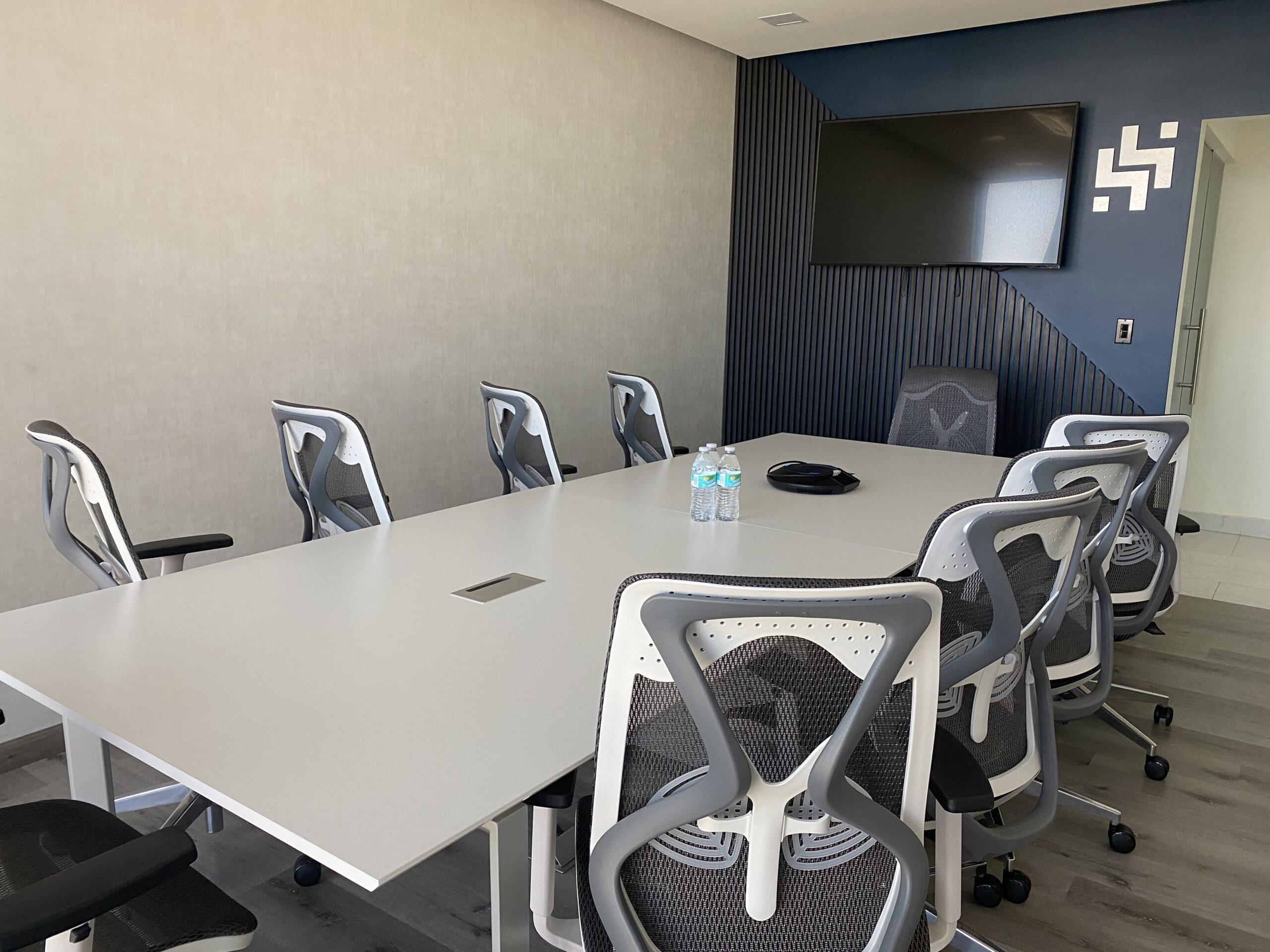 Sala de juntas para 10 Personas | MedSuites