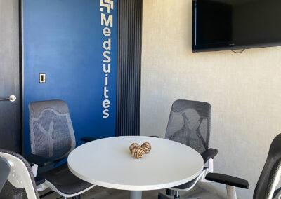 Sala de juntas para 4 Personas | MedSuites