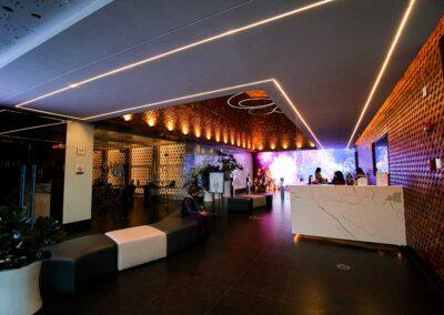 Lobby Medical Plaza